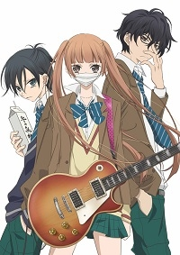 Anime: Anonymous Noise