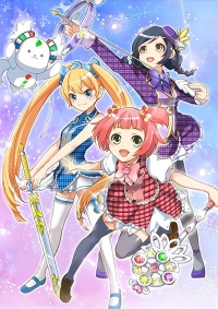 Anime: Mahou Shoujo? Naria Girls