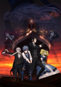 Anime: Black Butler: Book of the Atlantic