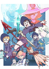 Anime: Little Witch Academia (2017)