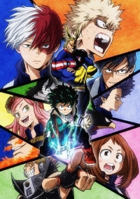 Anime: My Hero Academia 2