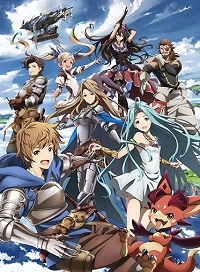 Anime: Granblue Fantasy: The Animation