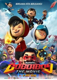 Anime: BoBoiBoy: The Movie