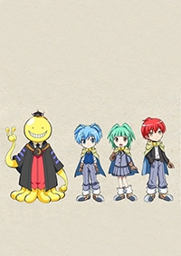 Anime: Koro-sensei Quest!