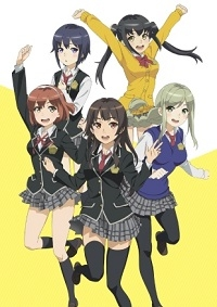 Anime: Schoolgirl Strikers