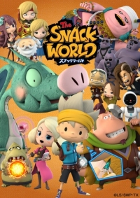 Anime: The Snack World