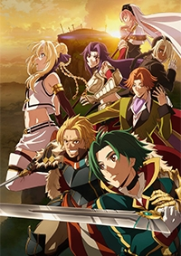 Anime: Grancrest Senki