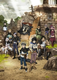 Anime: Black Clover