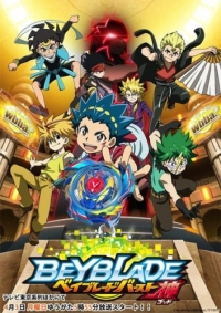 Anime: Beyblade Burst: Evolution