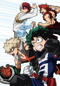 Anime: My Hero Academia: Superheldennotizen