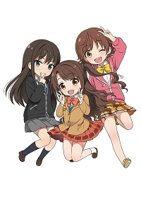 Anime: The IDOLM@STER: Cinderella Girls Theater (Web)