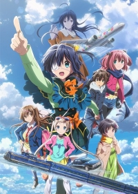 Anime: Love, Chunibyo and Other Delusions! Take on Me