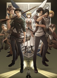 Anime: Attack on Titan Staffel 3