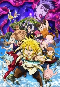 Anime: The Seven Deadly Sins the Movie: Prisoners of the Sky