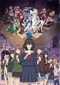 Anime: Lostorage Conflated Wixoss