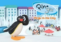 Anime: Pingu in the City