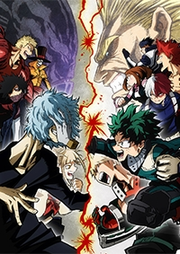 Anime: My Hero Academia Season 3