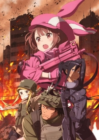 Anime: Sword Art Online Alternative: Gun Gale Online