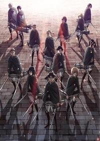 Anime: Attack on Titan Movie Teil 3: Gebrüll des Erwachens