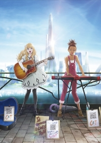 Anime: Carole & Tuesday