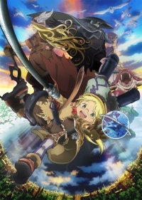 Anime: Made in Abyss (Recap Filme)