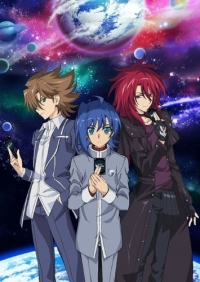 Anime: Cardfight!! Vanguard (2018)