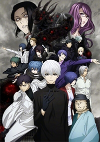 Anime: Tokyo Ghoul :re (Staffel 2)