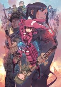 Anime: Sword Art Online Alternative: Gun Gale Online - Refrain