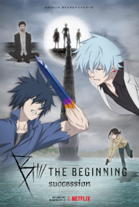 Anime: B: The Beginning Succession