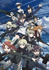 Anime: Dai 501 Tougou Sentou Koukuu Dan Strike Witches: Road to Berlin