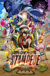 Anime: Gekijouban One Piece: Stampede