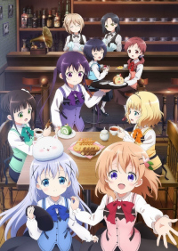 Anime: Is the Order a Rabbit? Bloom