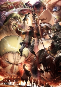 Anime: Attack on Titan Staffel 3 (Teil 2)
