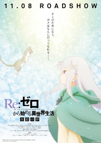 Anime: Re:Zero - Starting Life in Another World: Bünde aus Eis