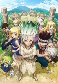 Anime: Dr. Stone