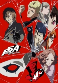 Anime: Persona 5 the Animation: Dark Sun...