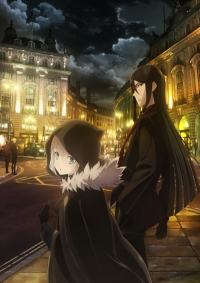 Anime: Lord El-Melloi II's Case Files: Rail Zeppelin - Grace Note