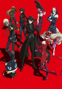 Anime: Persona 5 the Animation: Stars and Ours