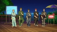 Anime: Free! Take Your Marks: Stage Greeting