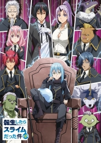 Anime: That Time I Got Reincarnated as a Slime Season 2