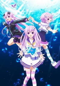 Anime: Choujigen Game Neptune The Animation: Nep no Natsuyasumi