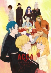 Anime: ACCA: 13-Territory Inspection Dept. - Regards