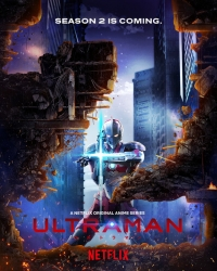 Anime: Ultraman Season 2