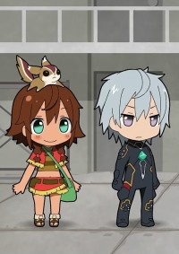Anime: Gargantia on the Verdurous Planet: Petite Gargantia Special