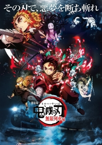 Anime: Demon Slayer: Kimetsu no Yaiba - Mugen Train