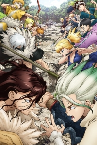 Anime: Dr. Stone: Stone Wars