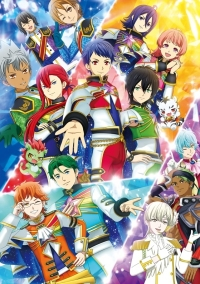 Anime: King of Prism All Stars: Prism Show Best Ten