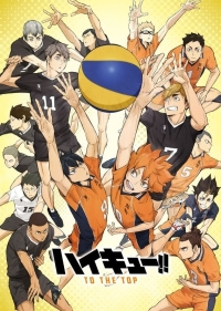 Anime: Haikyuu!! To the Top Cour 2