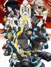 Anime: Fire Force Staffel 2