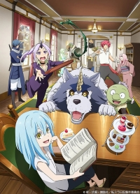 Anime: The Slime Diaries